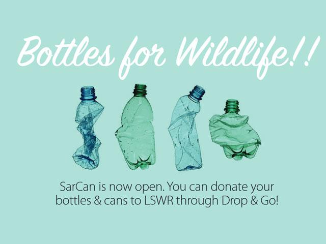 Bottles for Wildlife
